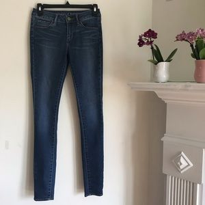 Articles of Society Med Wash Blue Denim Jeans 24